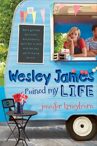 Jennifer Honeybourn – Wesley James Ruined My Life