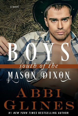 Abbi Glines – Boys South of the Mason Dixon