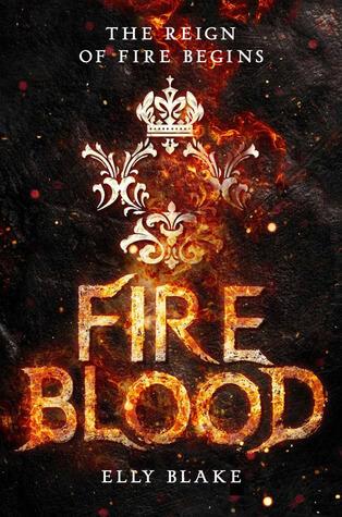 Elly Blake – Fireblood