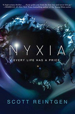 Scott Reintgen – Nyxia