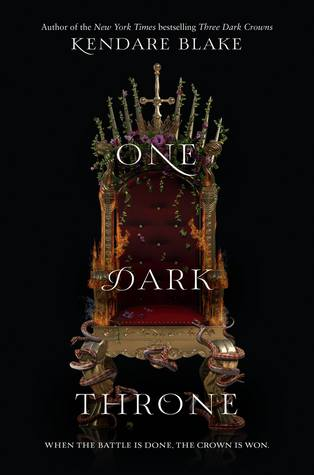 Kendare Blake – One Dark Throne