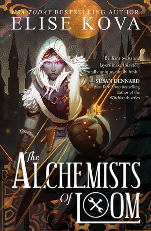 Elise Kova – The Alchemists of Loom