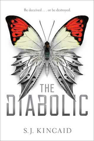 S.J. Kincaid – The Diabolic