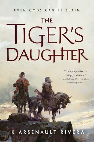 K. Arsenault Rivera – The Tiger's Daughter