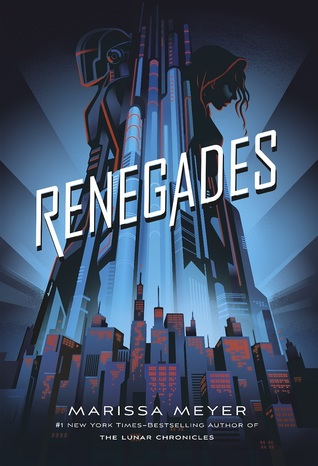 Marissa Meyer – Renegades