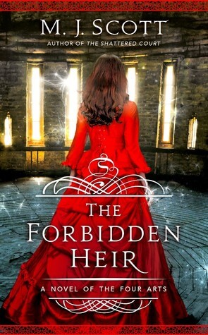 M.J. Scott – The Forbidden Heir
