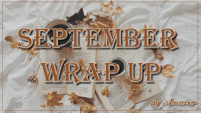 Wrap Up, септември 2017