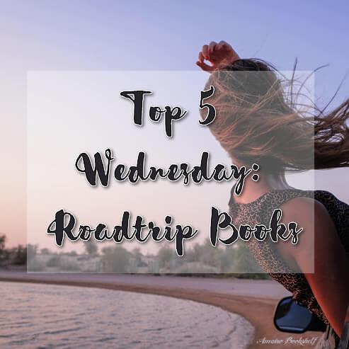 Top 5 Wednesday: Roadtrip Books
