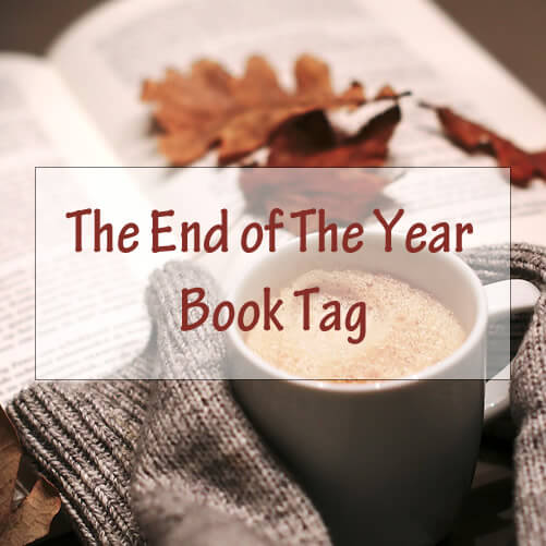 The End of The Year Book Tag