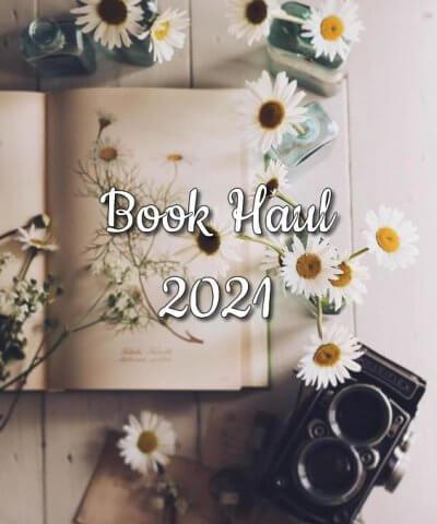 Book Haul 2021